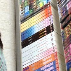 Photo taken at SE-ED Book Center (ซีเอ็ดบุ๊คเซ็นเตอร์) by Kade Katenipa M. on 3/7/2012