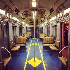 Photo taken at New York Transit Museum by Seth W. on 3/30/2013