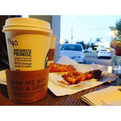 Photo taken at Starbucks by JebJeed J. on 4/16/2015