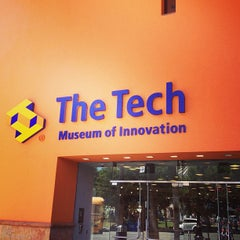 Photo taken at The Tech Museum of Innovation by @DowntownRob M. on 8/7/2013