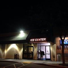 Photo taken at Ice Center by Aki Y. on 9/29/2014