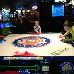 Photo taken at Dave & Buster's by Brian H. on 2/17/2013