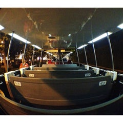 Photo taken at Mickey & Friends Tram by LaTruce d. on 3/25/2013