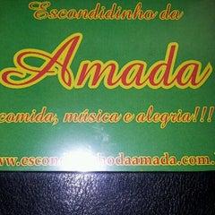 Photo taken at Escondidinho da Amada by Guilherme S. on 9/29/2012