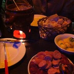 Photo taken at Restaurante Mont Vert by Pedro M. on 10/7/2012