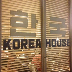 Photo taken at Korea House by Michael Aaron B. on 1/20/2013
