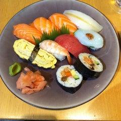 Photo taken at Ichiban Sushi by Harri M. on 7/31/2014