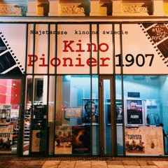 Photo taken at Kino Pionier by Paula W. on 2/9/2015