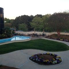 Photo taken at Sheraton Chapel Hill Hotel by Sheri F. on 4/23/2014
