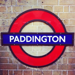 Photo taken at London Paddington Railway Station (PAD) by Nadège D. on 2/8/2013