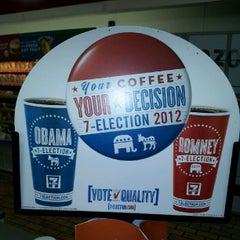 Photo taken at 7-Eleven by Lawrence L. on 10/15/2012