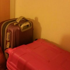 Photo taken at Ibis Hotel Nana by Esra .. on 9/11/2015