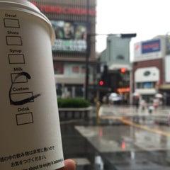 Photo taken at Starbucks Coffee なんば南海通店 by Jina P. on 6/2/2015