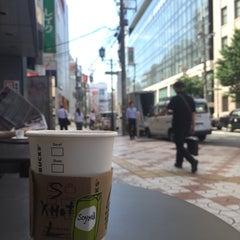 Photo taken at Starbucks Coffee なんば南海通店 by Jina P. on 6/4/2015