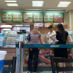 Photo taken at Subway by Ocimar P. on 12/1/2012