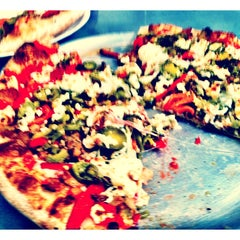Photo taken at Pizza Centro by Emily T. on 1/9/2013