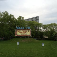 Photo taken at Vali-Hi Drive-In by Amber W. on 5/25/2013
