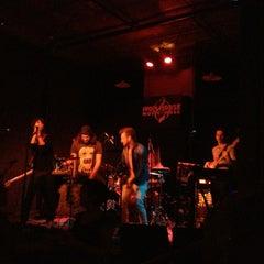 Photo taken at Iron Horse Music Hall by Jori G. on 6/22/2013
