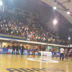 Photo taken at Club Atlético Aguada by Emiliano R. on 10/16/2014