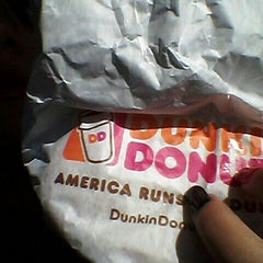 Photo taken at Dunkin Donuts by JeanC! P. on 5/20/2015