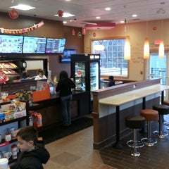 Photo taken at Dunkin Donuts by Chris R. on 12/1/2013