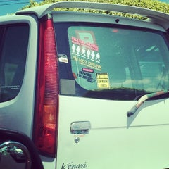 Photo taken at Traffic Light Lido Intersection by Aileen Y. on 2/7/2015