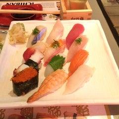 Photo taken at Sushi Toni by Frederico M. on 2/23/2014