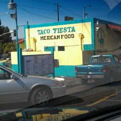 Photo taken at Taco Fiesta by J.C. C. on 9/16/2012