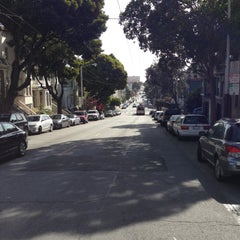 Photo taken at Divisadero Strip South by Hakim S. on 4/13/2013