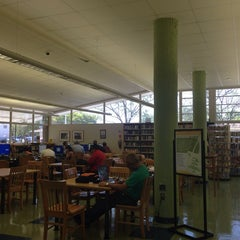 Photo taken at West Flager Branch Library - Miami-Dade Public Library System by Yasemin F. on 4/23/2014