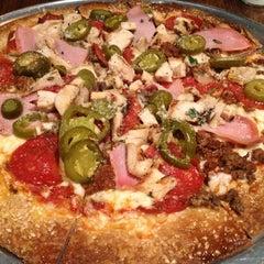 Photo taken at Bombay Pizza Co. by Jason on 2/13/2013