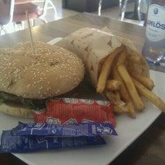 Photo taken at Restaurant Bull Diner by Hans-Erik on 3/30/2012