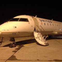 Photo taken at Helena Regional Airport (HLN) by Danny T. on 8/24/2013
