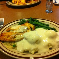 Photo taken at Denny's by Quick Assist Lending on 12/4/2012