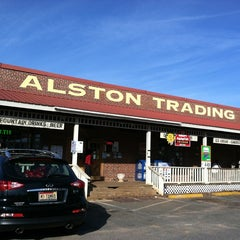 Photo taken at Alston Trading Co. by Tamara A. on 12/27/2012