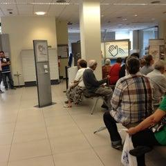 Photo taken at BBVA Oficina by Alejandro S. on 9/28/2012