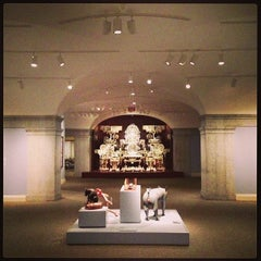 Photo taken at Smithsonian American Art Museum by Brad L. on 3/4/2013
