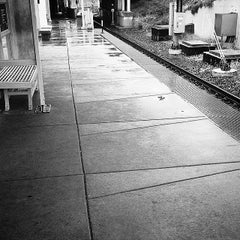 Photo taken at MetroLink - Forest Park Station by Phil S. on 11/23/2014