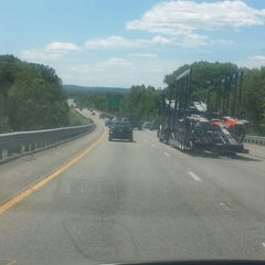 Photo taken at Interstate 495 by Julie S. on 6/20/2014