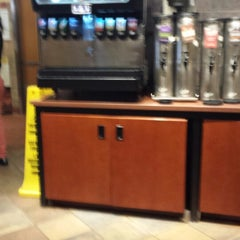 Photo taken at Panera Bread by Julie S. on 4/11/2014