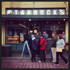 Photo taken at Starbucks by Michelle on 2/19/2013