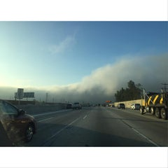 Photo taken at I-5 (Golden State Freeway) by Dion W. on 8/11/2015