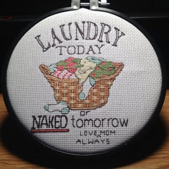 Photo taken at Ashley's Wash & Dry by Judie W. on 3/6/2015