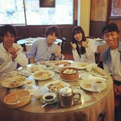 Photo taken at Mandarin Garden by Hiroto O. on 4/17/2014