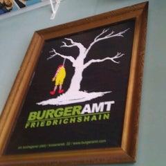 Photo taken at Burgeramt by Regine H. on 4/1/2013