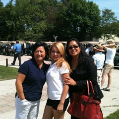 Photo taken at Highland Park Country Club by American Business Language Academy C. on 8/23/2012