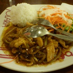 Photo taken at Solaria by Andi M. on 8/8/2012