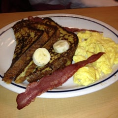 Photo taken at IHOP by Briana v. on 3/2/2012
