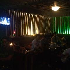 Photo taken at Zaibatsu Cafe Bar by Wendel I. on 4/11/2012