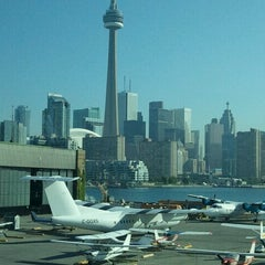 Photo taken at Billy Bishop Toronto City Airport Ferry by Stephanie S. on 8/22/2012